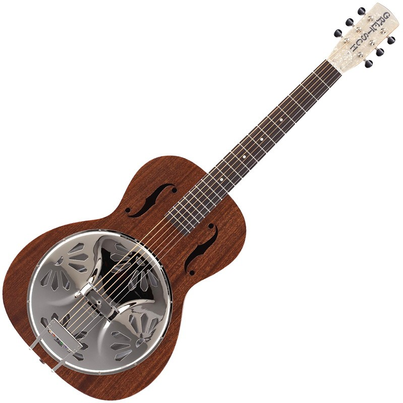 G9200 Boxcar Round-Neck Resonator Guitar
