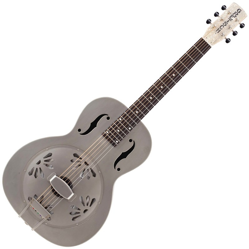 G9201 Honey Dipper Round-Neck Resonator Guitar