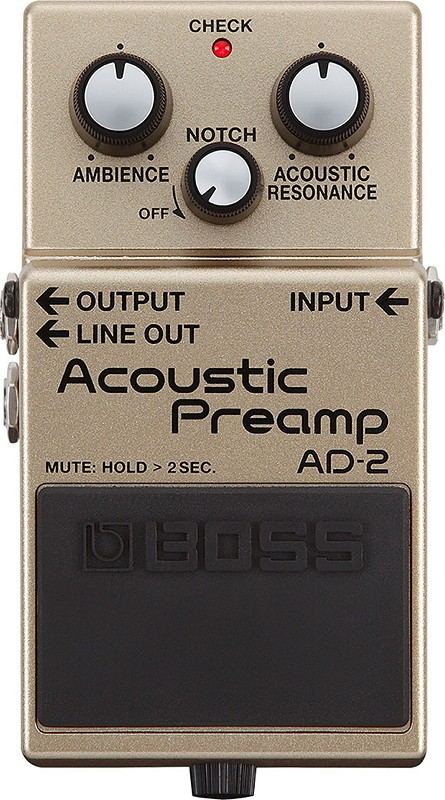 AD-2 / Acoustic Preamp