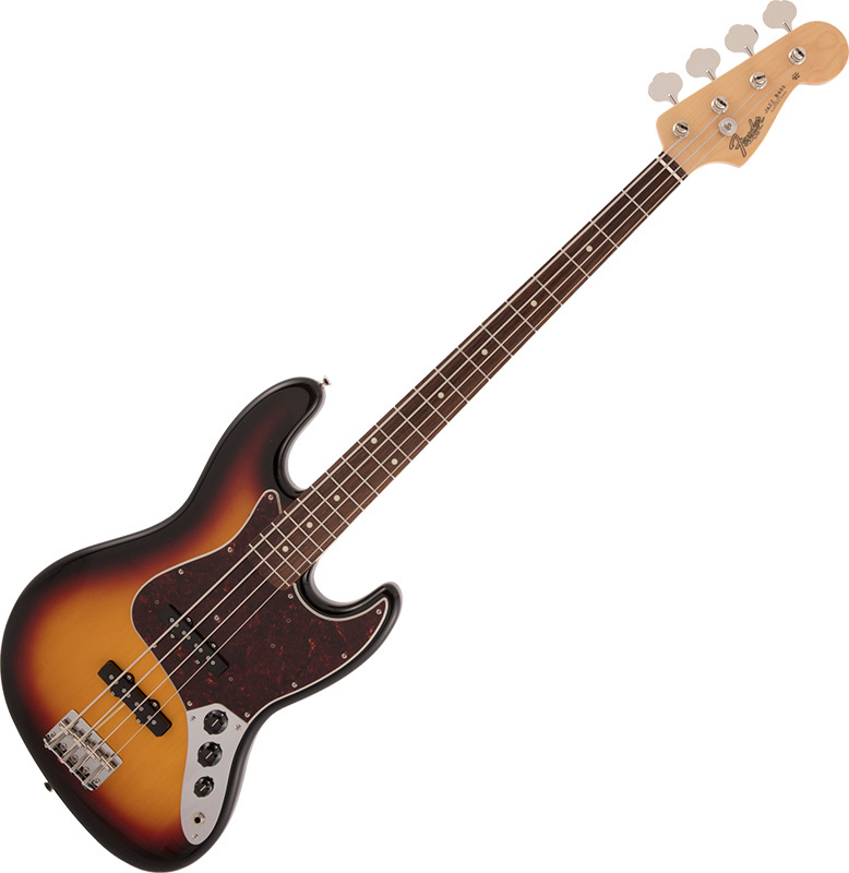Made in Japan Traditional 60s Jazz Bass