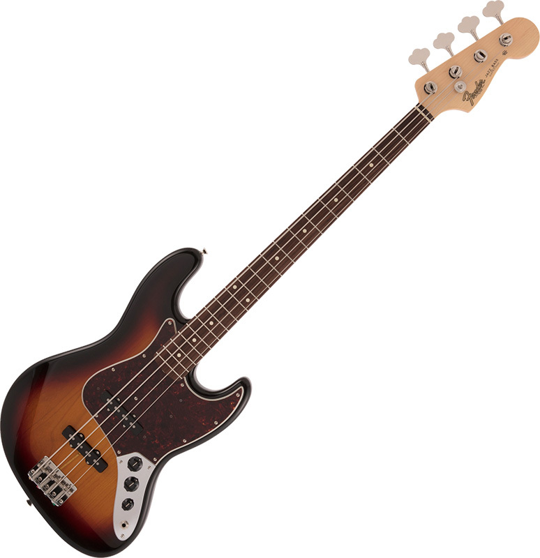 Made in Japan Heritage 60s Jazz Bass