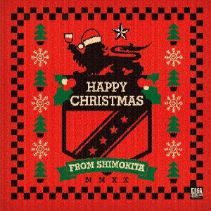 HAPPY CHRISTMAS FROM SHIMOKITA