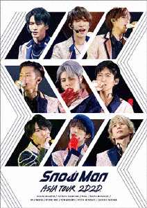 Snow Man ASIA TOUR 2D.2D.(通常盤Blu-ray)