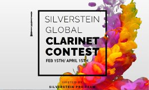 Silverstein Global Clarinet Contest 2020 開催のお知らせ